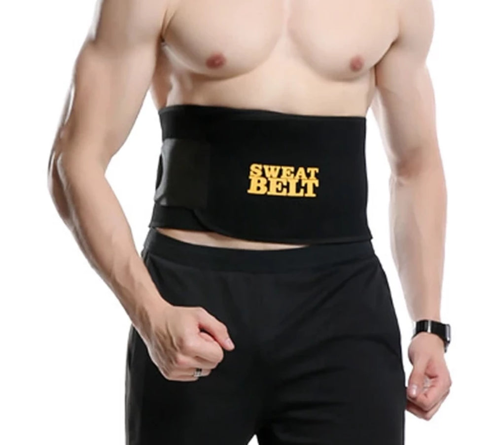 Men Neoprene Abdominal Slimming Belt - Waist Trainer/Shaper - Blindly Shop