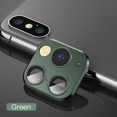Turn yor iPhone to iPhone 11 PRO  - Camera Lens Screen Protector for iPhone XR X XS MAX - Blindly Shop