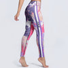 Sexy Girl Cool Popular Element Print Leggings - Blindly Shop