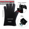 Heat Resistant Silicone Kitchen barbecue oven glove. - Blindly Shop