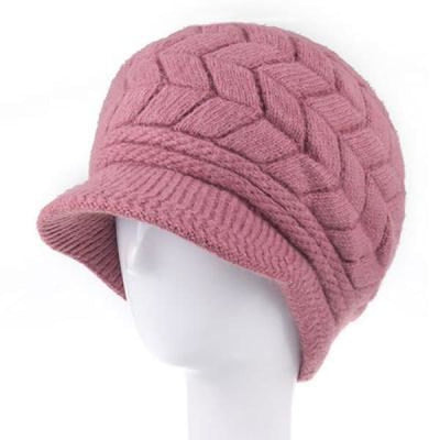 Autumn And Winter Ladies Fashion Hat - Blindly Shop