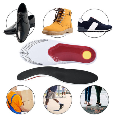 Orthopedic Arch Support Insoles for Men & Women - Blindly Shop