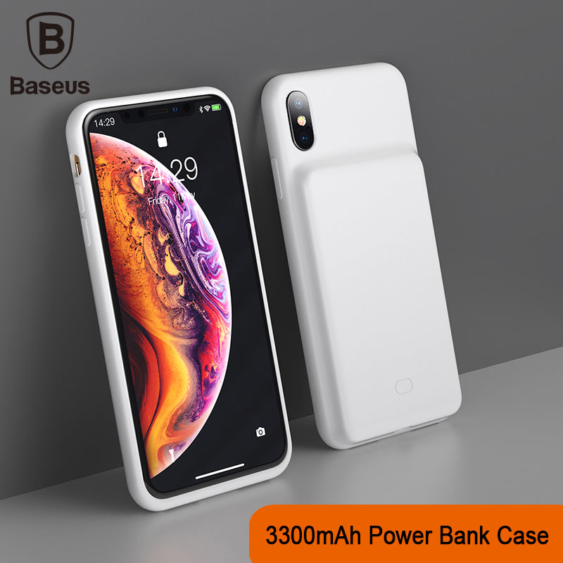Power Bank / Charging  Case For iPhone X/XS XR XS Max - Blindly Shop
