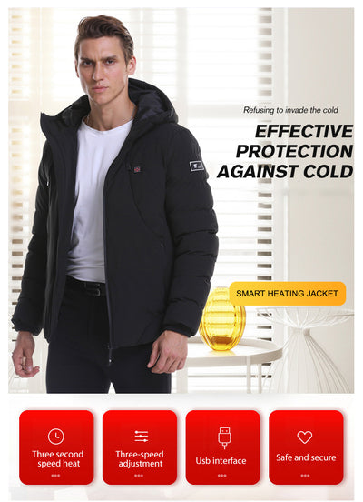 Men Women Premium Electric Heated Jacket - Blindly Shop