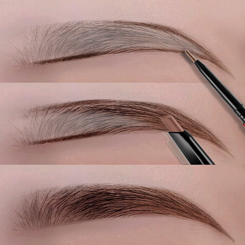 Waterproof Eyes Makeup Eyebrow Pencil - Blindly Shop