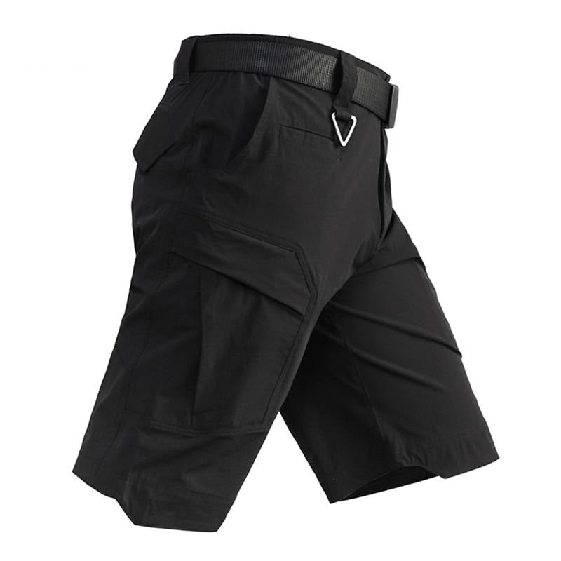 Multi-pocket Quick-drying Hiking Shorts for Men Travel - Blindly Shop