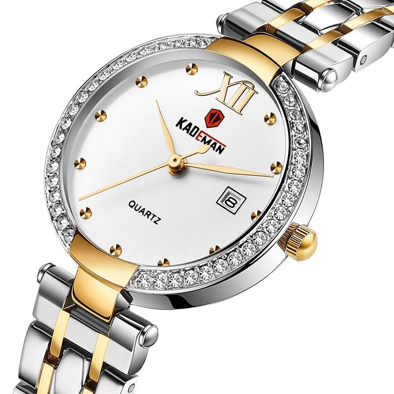 Crystal Diamond ladies Wrist Watches - Blindly Shop