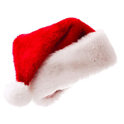 New years Christmas Party Santa Hats Red And White - Blindly Shop