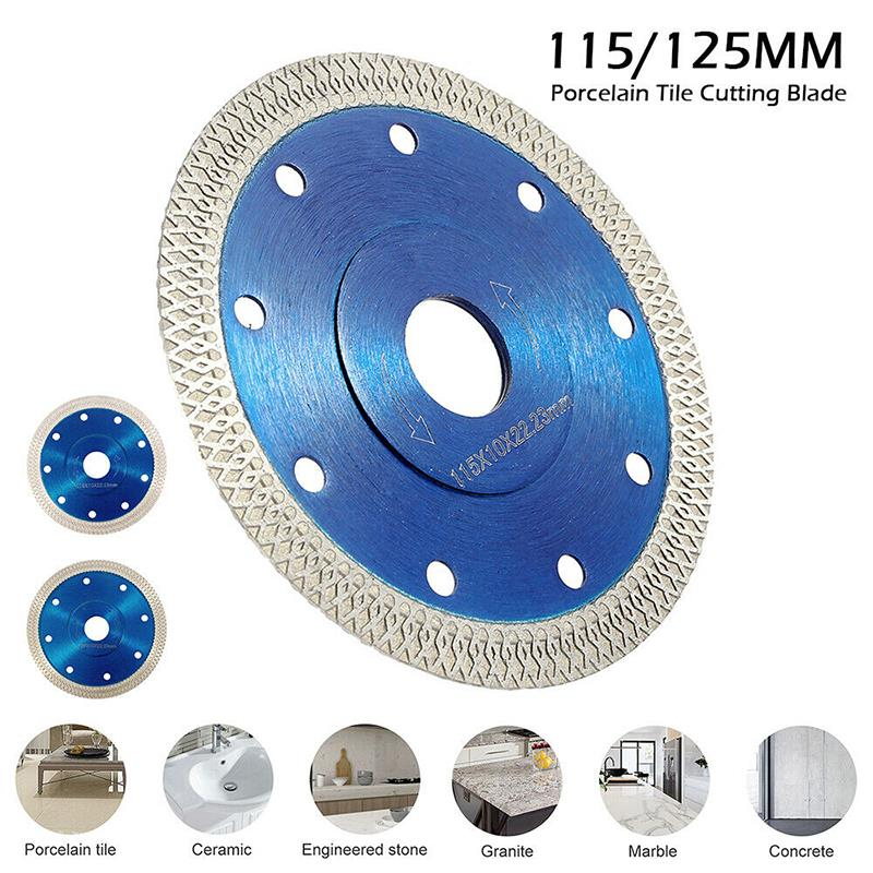 Turbo Diamond Saw Blade Disc for Ceramic Granite Marble Cutting - Blindly Shop