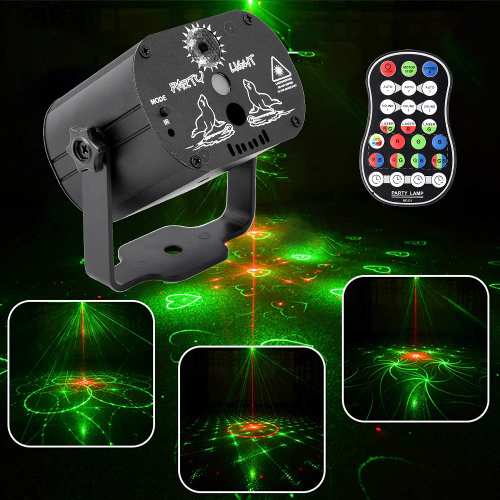 Laser Projector Lights Effect Lamp with Controller - Blindly Shop