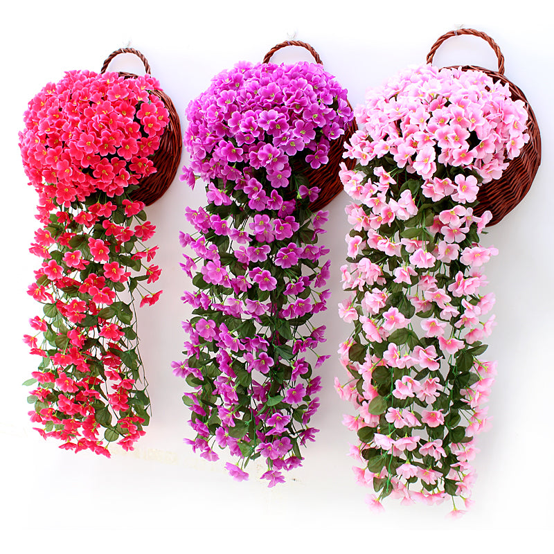 Violet Artificial Flower for Party Decoration - Blindly Shop