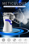 Medical equipment Nebulizer Handheld Ultrasonic Steaming Devices - Blindly Shop