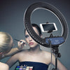 Photographic Lighting Ring Lamp Stand For Camera - Blindly Shop