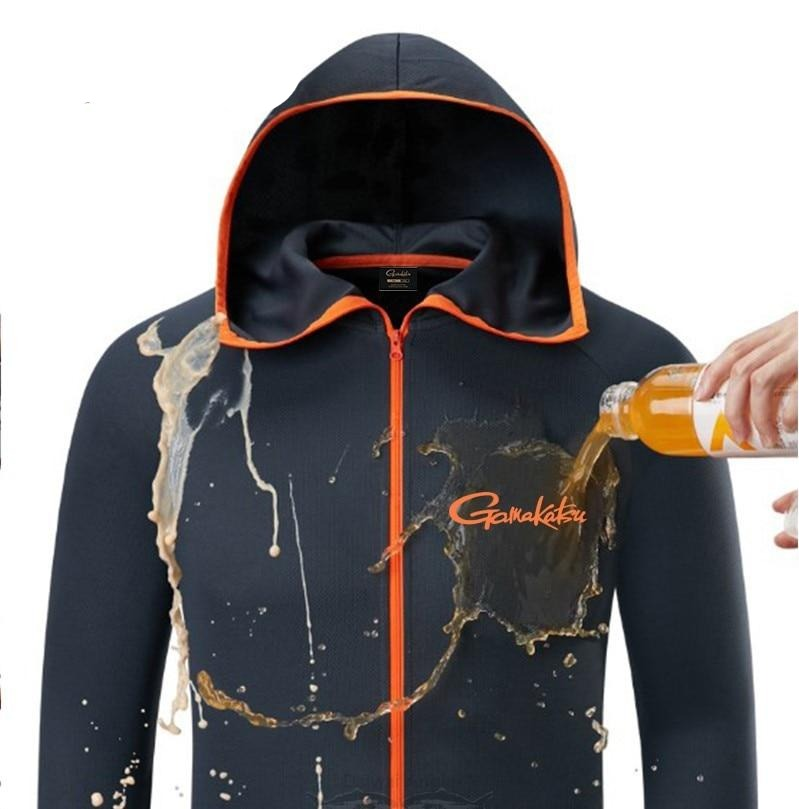 Quick Drying Long Sleeve Fishing Jacket - Blindly Shop