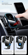 15W Wireless Charger Car Mount for Air Vent
