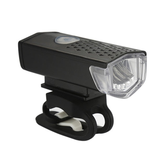 USB Rechargeable 300 Lumens 3 Modes Bicycle Light - Blindly Shop