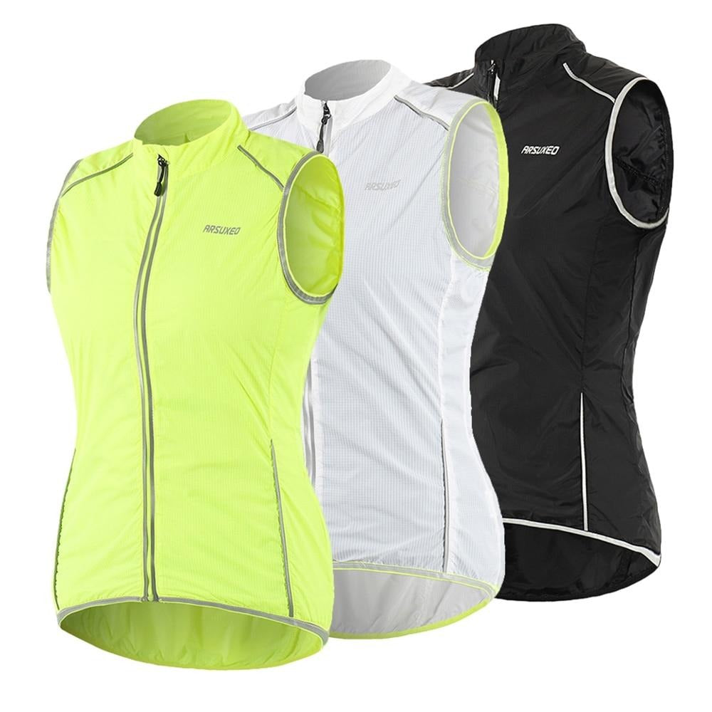 Women's Windproof Cycling Vest - Blindly Shop