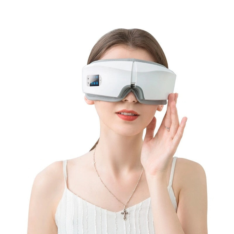 4D Smart Airbag Vibration Eye Massager - Blindly Shop