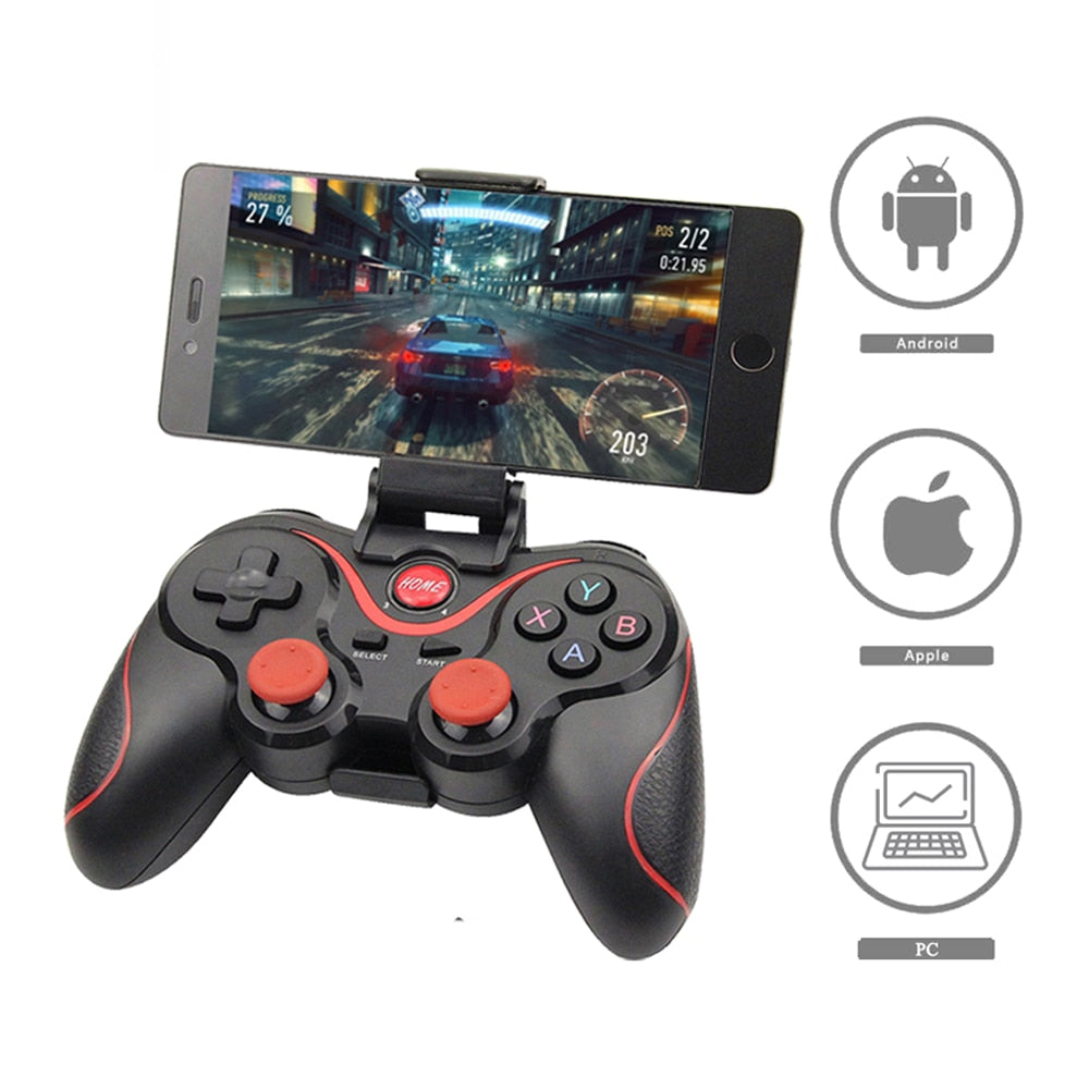 Wireless Joystick Gamepad with bluetooth BT3.0 For Mobile