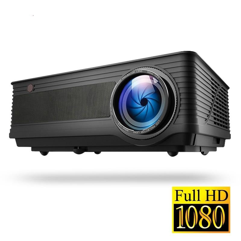 Full HD 1080P 6500 Lumens Cinema  Projector - Blindly Shop