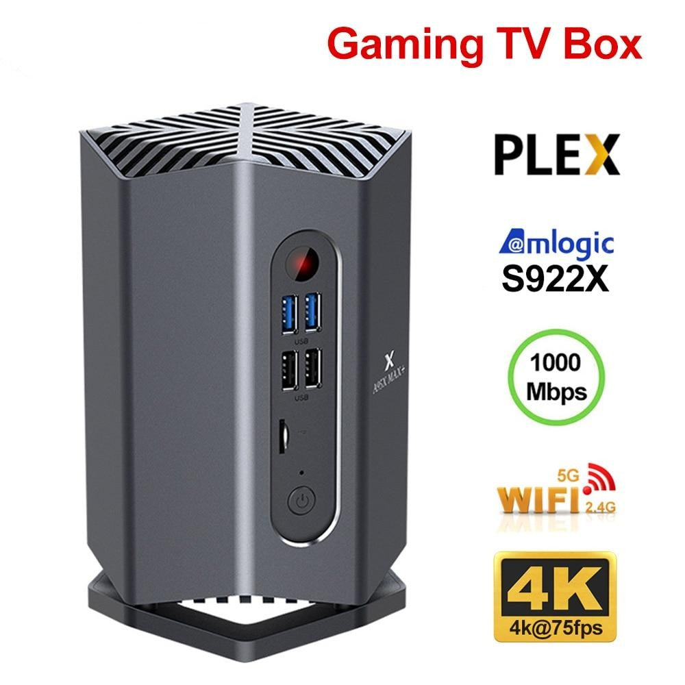 Android 4K Gaming TV Box