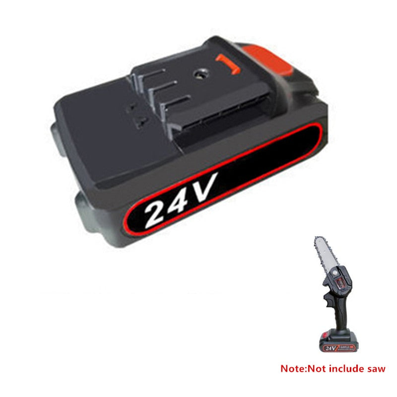 Spare Rechargeable lithium battery for electric chain saw