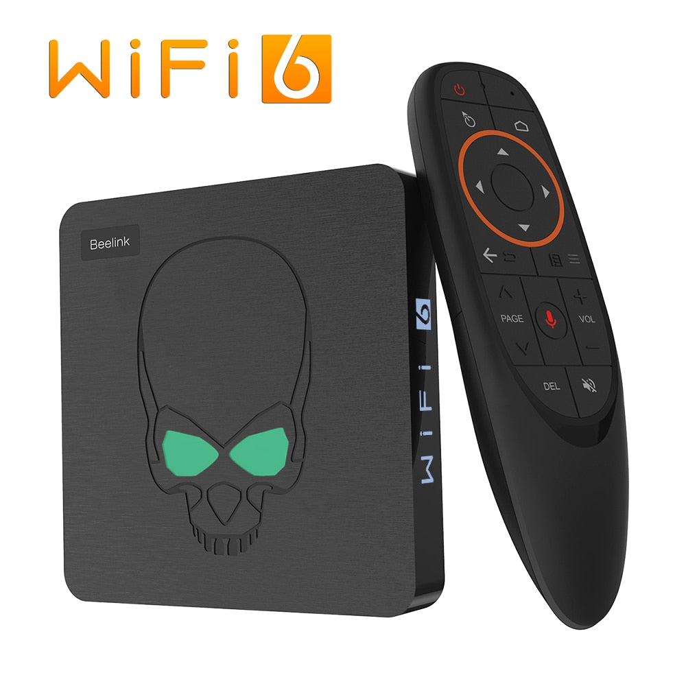GT King  Android  4K TV Box