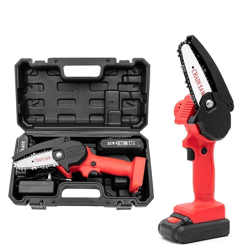 Mini Electric Cordles Lithium ChainSaw