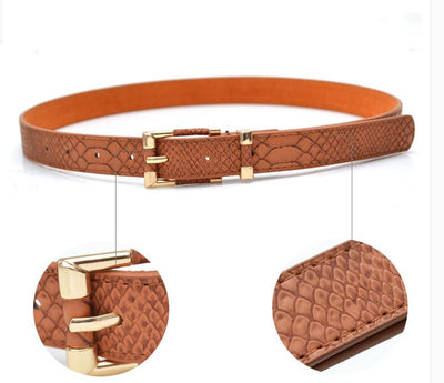 New thin waist belt for women. - Blindly Shop