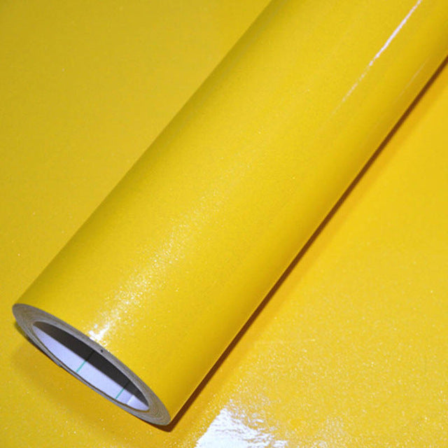 Waterproof Vinyl Decorative Film Self Adhesive Wallpaper Roll For Kitchen  Furniture Stickers Pvc Home Decor