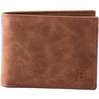 Slim Wallet for Men. - Blindly Shop