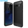 premium Case For Samsung Galaxy S8 Environmental Carbon Fiber Soft TPU Anti-Skid Cover For Samsung S8 Plus S8Plus Skin Bag - Blindly Shop