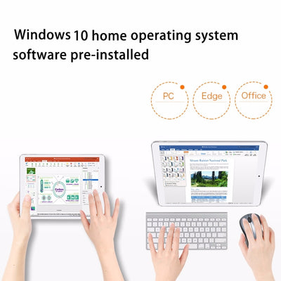 Premium 9.7 inch DUAL OS Teclast X98 Plus II tablet (Windows 10 Home + Android) - Blindly Shop