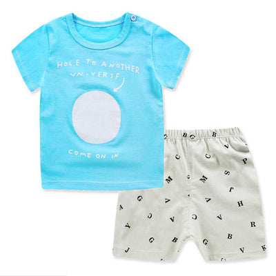 Baby boy summer Clothes. - Blindly Shop