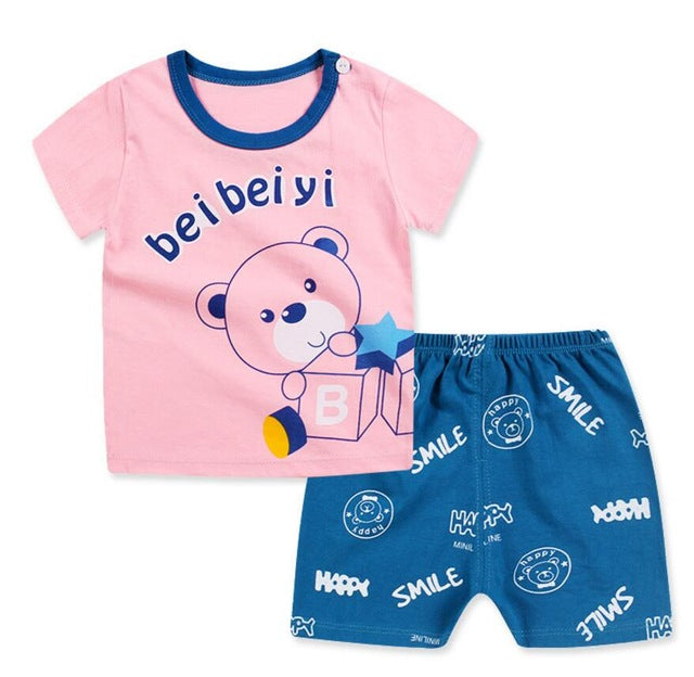 696f15937 Baby boy summer Clothes. - Blindly Shop