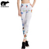 Women Brand Sportwear Leggins Butterfly Print Fitness Stretch Slim leggings - Blindly Shop