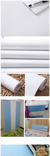 Waterproof vinyl decorative film self adhesive wallpaper roll for kitchen furniture stickers pvc home decor - Blindly Shop