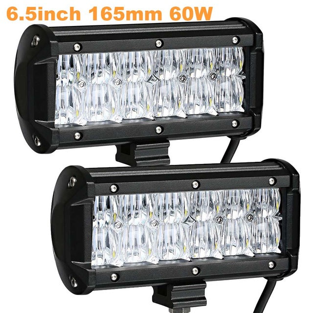 Weketory led work light bar for tractor boat off road 4wd 4x4 weketory led work light bar for tractor boat off road 4wd 4x4 truck suv atv mozeypictures Images