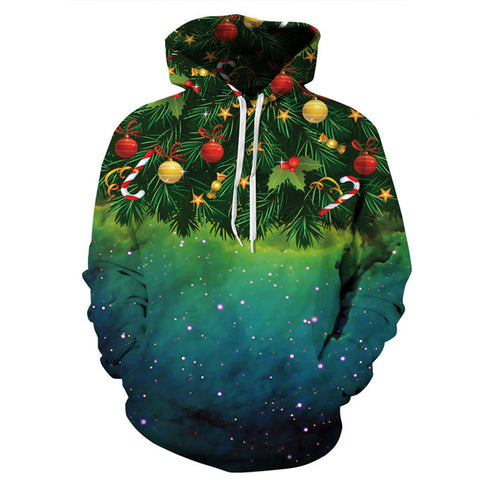 Christmas Style Men/Women 3d Sweatshirts - Blindly Shop