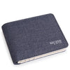 Man Canvas Wallets - Blindly Shop
