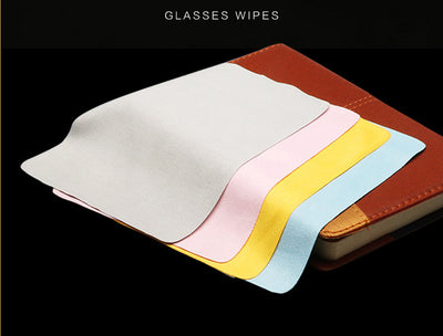 5 pcs High quality Microfiber Glasses Cleaning Cloth For DSLRLens Phone Screen - Blindly Shop
