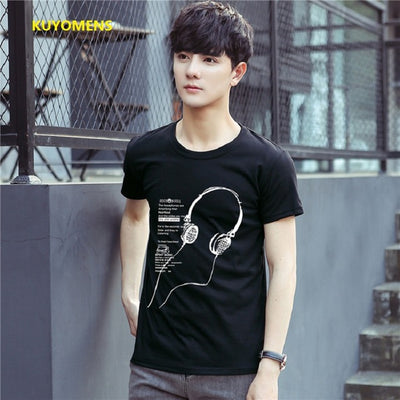 Short Sleeve Men T Shirts - Blindly Shop