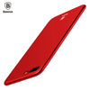 Ultra Thin Slim Cover For iPhone 7 6 6s Plus - Blindly Shop