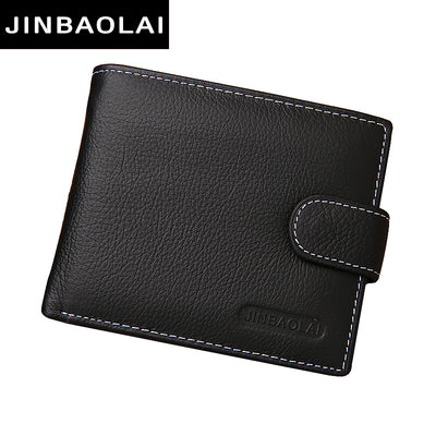 Premium Leather Wallet For Men. - Blindly Shop