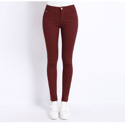 Female Denim jeans Pants,stretch - Blindly Shop