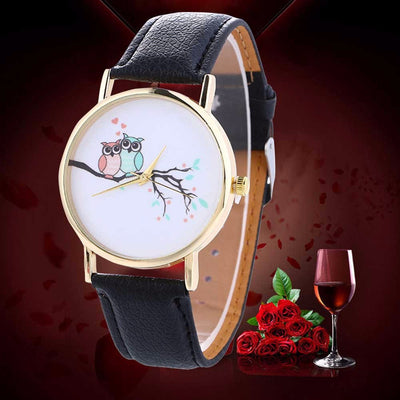 Animal Pattern Watch for women - Blindly Shop