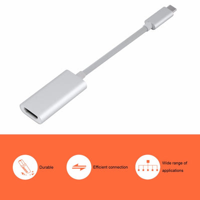 Genuine USB 3.1 USB-C Type C to HDMI-A F-Adapter(MHL) HDTV 4K Ultra HD - Blindly Shop