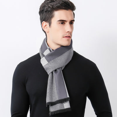 Design Brand Men Scarf - Blindly Shop