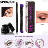 Wing Style Eye Shadow Eyeliner Cat Eye Beauty Makeup - Blindly Shop