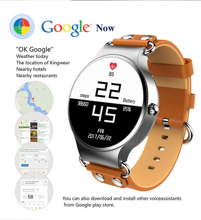 Android 5.1 8GB 512MB Wifi GPS Bluetooth Smartwatch - Blindly Shop